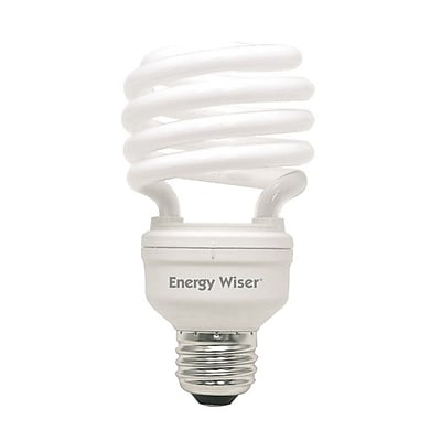 Bulbrite CFL T2 23W 2700K Warm White 3PK (509024)