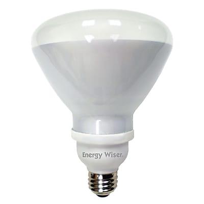 Bulbrite CFL R40 23W 2700K Warm White 4PK (511524)