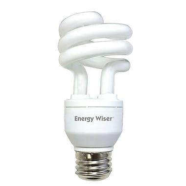Bulbrite CFL T3 15W Dimmable 2700K Warm White 3PK (514015)