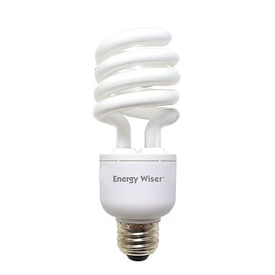 Bulbrite CFL T3 23W Dimmable 2700K Warm White 3PK (514023)