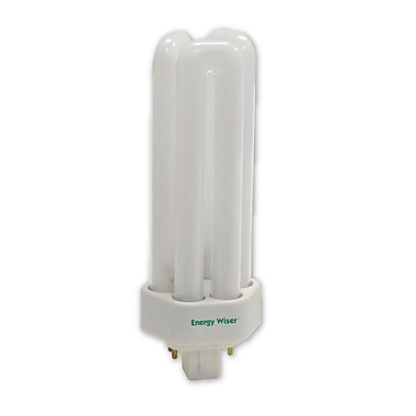 Bulbrite CFL T4 32W Plug In 4100K Cool White 5PK (524352)