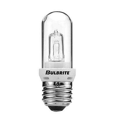 Bulbrite HAL T8 75W Dimmable Clear 2900K Soft White 2PK (614076)