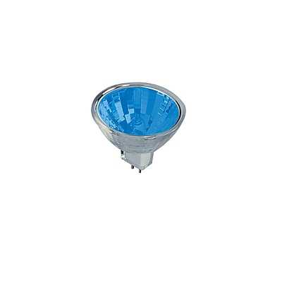 Bulbrite HAL MR11 20W Dimmable Blue 36D 5PK (637120)