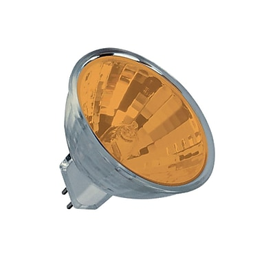 Bulbrite HAL MR11 20W Dimmable Orange 36D 5PK (637520)
