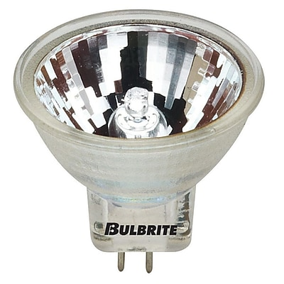 Bulbrite HAL MR11 20W Dimmable 2900K Soft White 36D 5PK (642320)