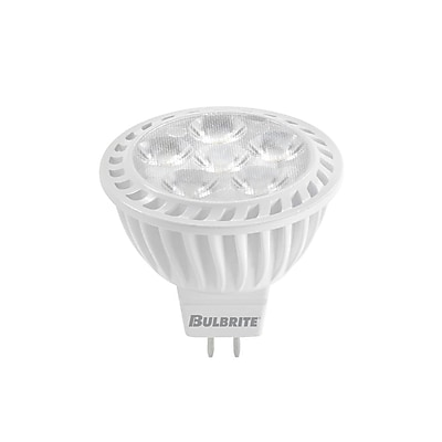 Bulbrite LED MR16 7.7W Dimmable 3000K Soft White 36D 1PK (771093)