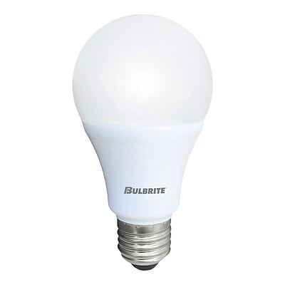 Bulbrite LED A19 9.5W 3000K Soft White 4PK (774107)