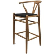Fine Mod Imports Woodstring Counter Chair, Natural (FMI10031-natural)