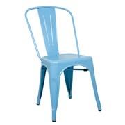 Fine Mod Imports Talix Chair, Blue (FMI10014-blue)