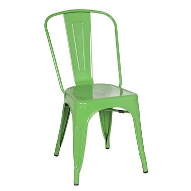 Fine Mod Imports Talix Chair, Green (FMI10014-green)
