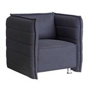 Fine Mod Imports Sofata Chair, Black (FMI10185-black)