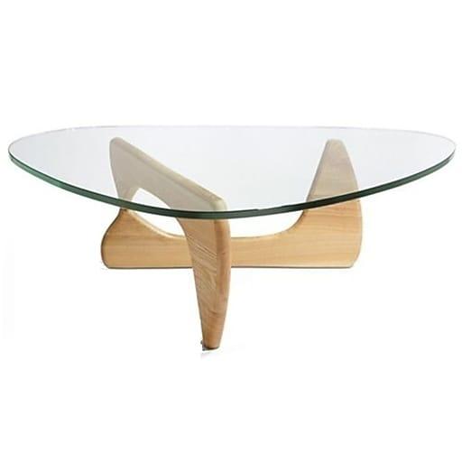 Fine Mod Imports Tribeca Coffee Table, Natural (FMI1119-natural)