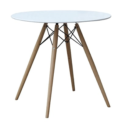 Fine Mod Imports WoodLeg Dining Table 36