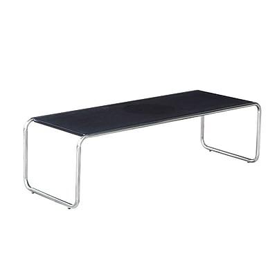 Fine Mod Imports Nesting Table Long, Black (FMI1205-black)