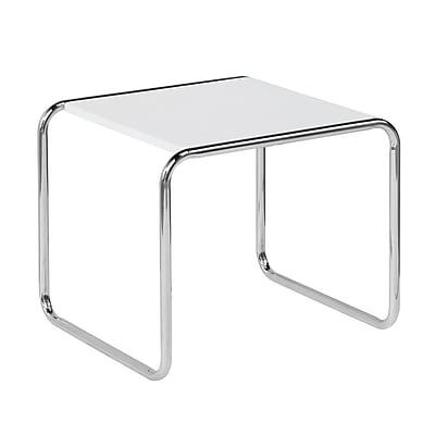 Fine Mod Imports Nesting Table Small, White (FMI1205-S-white)
