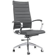 Fine Mod Imports Sopada Conference Office Chair High Back, Black (FMI10078-black)