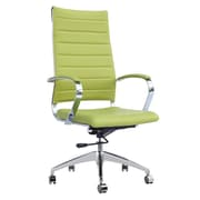 Fine Mod Imports Sopada Conference Office Chair High Back, Green (FMI10078-green)