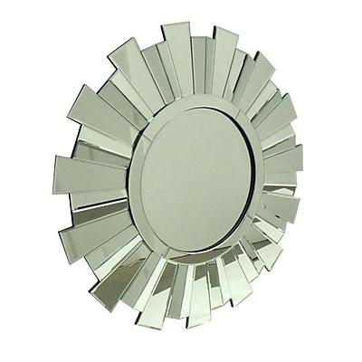 Fine Mod Imports Rounddub Mirror, (FMI10113)