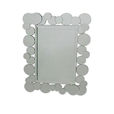 Fine Mod Imports Glatt Mirror, (FMI10120)