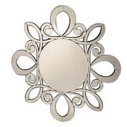 Fine Mod Imports Circles Mirror, (FMI10124)