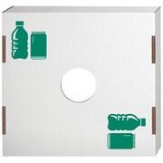 Bankers BoxMD ® Couvercle pour déchets, recyclage, bouteilles ou cannettes, 10/paquet