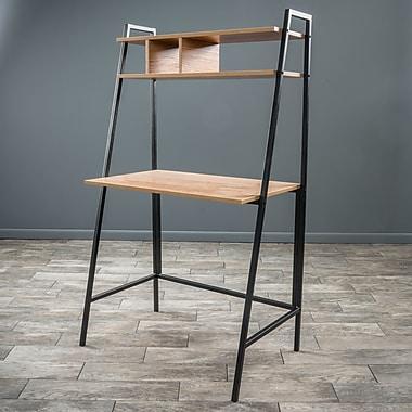 Home Loft Concepts Sigma Leaning/Ladder Desk