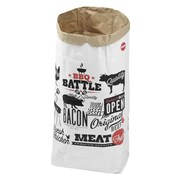 Hailo USA Inc. BBQ 3-Piece Paper Trash Can Set (Set of 3)