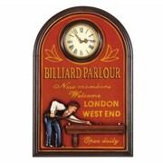 RAM Game Room Clock; Billiard Parlour