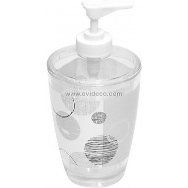 Evideco Essential Bathroom Soap & Lotion Dispenser