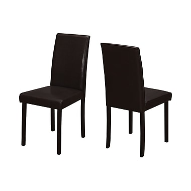 Monarch I 1172 Dining Chair, 2-Piece, 36