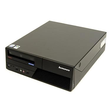 Lenovo-PC de table ThinkCentre M58p SFF remis à neuf, Intel Core 2 Duo E8400, 3 GHz, DDR3 RAM 4Go, DD 2 To, Windows 10, 7220AB1