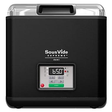 Sousvide Supreme – Demi-four à eau SVD-00101, 9 L, noir, (SVD-00101)