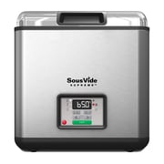 Sousvide Supreme SWK-00001 Water Oven, 11L, Stainless Steel, (SVK-00001)