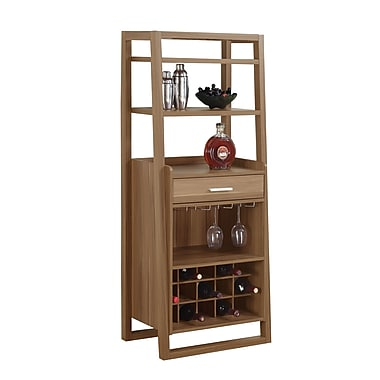 Monarch – Bar maison style échelle I 2327, 60 haut. (po), noyer