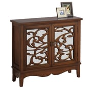 Monarch I 3840 Accent Chest, Mirror Traditional Style