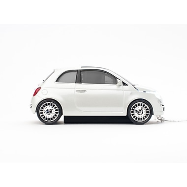 Click Car Fiat 500 Wired Mouse