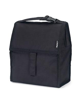 PACKiT Freezable Lunch Bag, Black (PKT-PC-BLA)