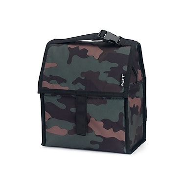 PACKiT Freezable Lunch Bag, CAMO (PKT-PC-CAM)