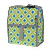 PACKiT Freezable Lunch Bag, Geometric (PKT-PC-GEO)