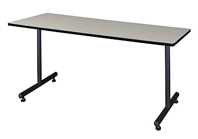 Regency Kobe 60'' Rectangular Training Table, Maple (MKTRCT6030PL)