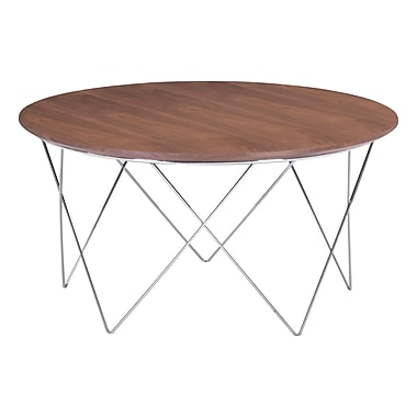 Zuo Modern – Table à café Macho, noyer (WC404070)