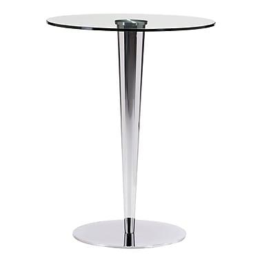 Zuo Modern Kool Bar Table Chrome (WC601173)