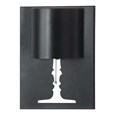 Zuo Modern Dream Wall Lamp Black (WC50403)