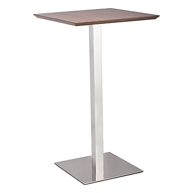 Zuo Modern Malmo Bar Table Walnut (WC100052)