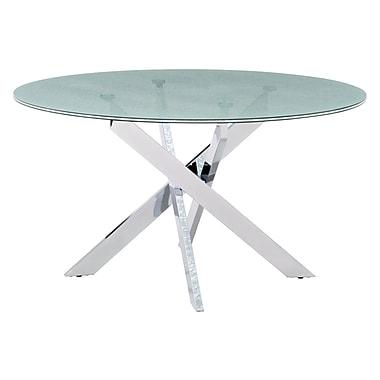 Zuo Modern – Table de salle à manger craquelée Stance (WC102139)