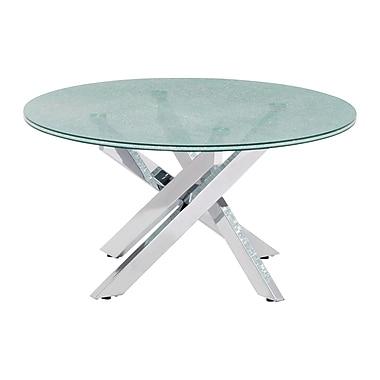 Zuo Modern – Table à café craquelée Stance (WC102140)
