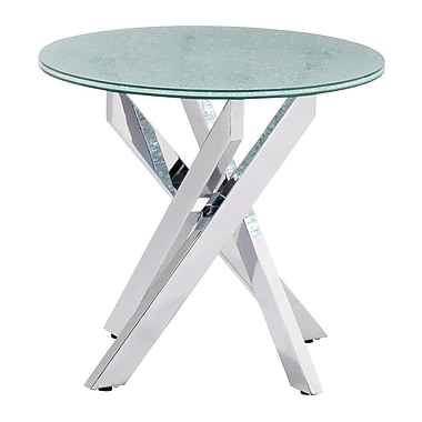 Zuo Modern – Table d'appoint craquelée Stance (WC102143)