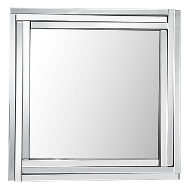 Zuo Modern Fangle Mirror (WC850223)
