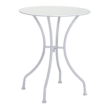 Zuo Modern Oz Dining Round Table White (WC703606)