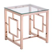 Zuo Modern Geranium Side Table